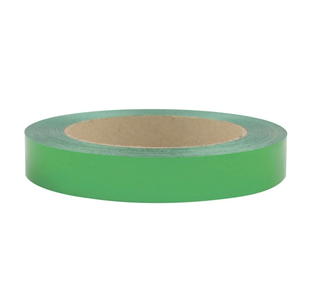 Лента простая матовая 2 см (230 зеленый)