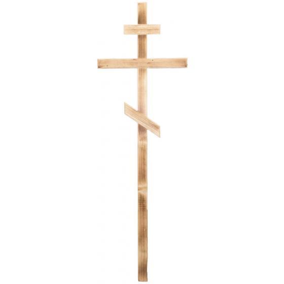 Крест сосновый обожженный/1