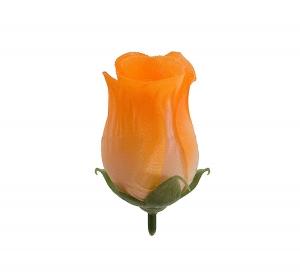 Роза бутон Акварель (1/100) оранжевый