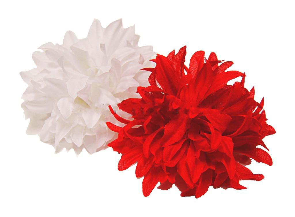 Хризантема LZY-22 красная (1/50)