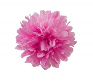 Хризантема шелк d-10 см розовый (1/100)